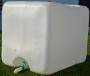 Plasttank 1000l uden bur